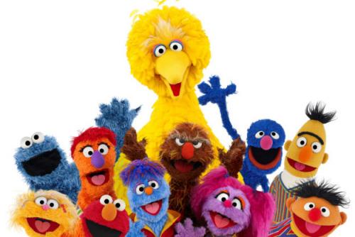 最长寿儿童节目《芝麻街》将迎45周年开播纪念