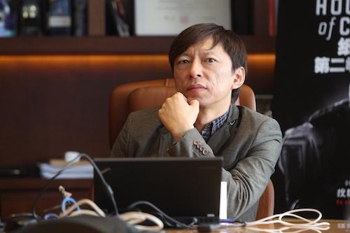 """张朝阳:对56网的收购不包括""""我秀""""业务"""