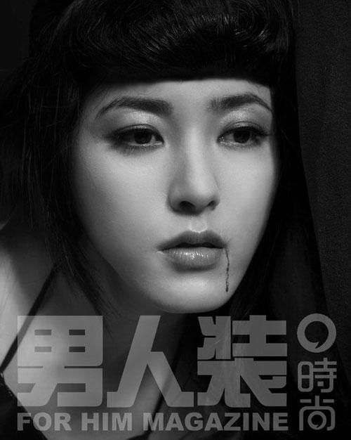 刘亦菲刘诗诗林心如赵薇 美不美最具争议的女