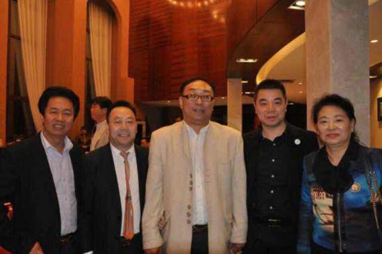 中乐汇 中国名人俱乐部主席图片