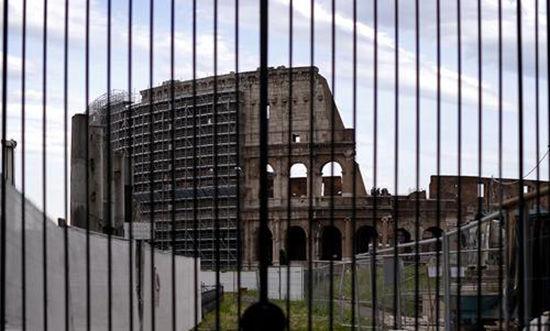 意大利考古学家修复罗马斗兽场方案引发争议