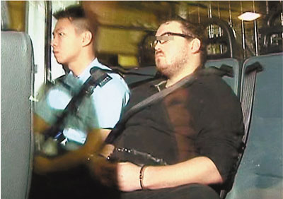 居港英国男子连杀两女被控谋杀求见英领事遭拒
