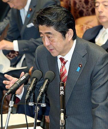 安倍肯定日本央行加码宽松将全力应对日元贬值
