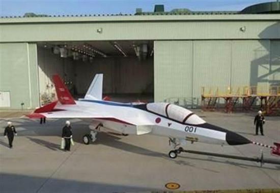 日本将试飞首架国产隐形战斗机集结最先进技术