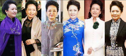 媒体:APEC太太团女装设计可能用