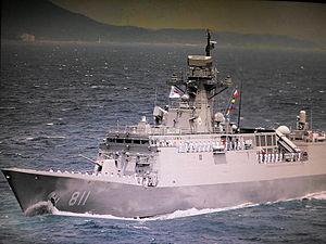 韩国军舰用台湾廉价风扇以为是法国货被骗多年