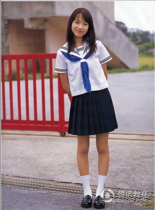 又是一年毕业季 盘点全国最美校服女生【29】