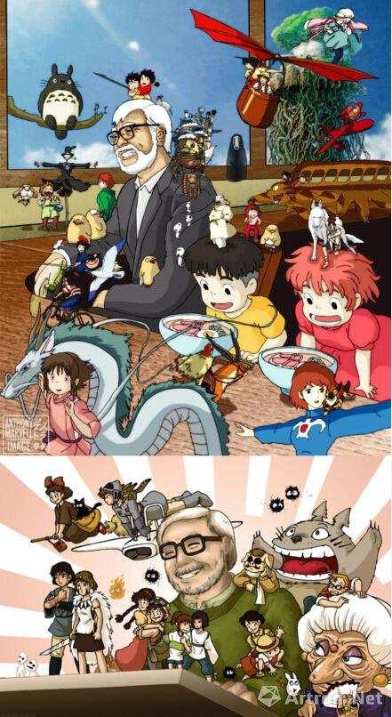 宫崎骏和他的作品