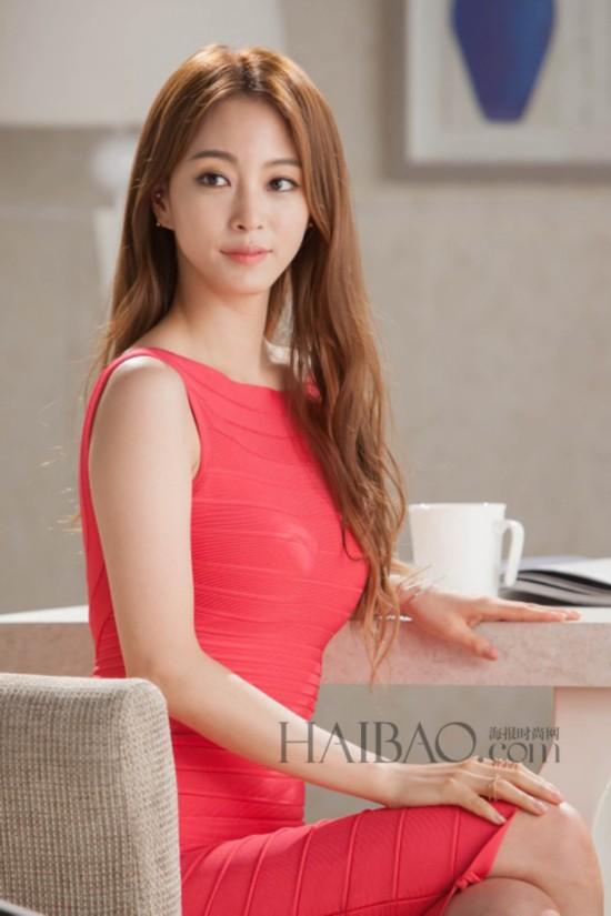 韩艺瑟2014年韩剧《美女的诞生》的剧照