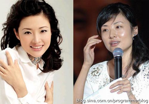 周涛柴静董卿刘芳菲 曝央视女主播家居私生活