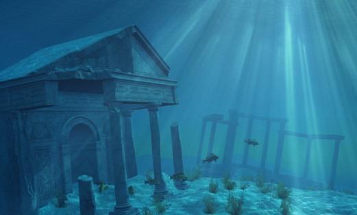 世界十大失踪文明 亚特兰蒂斯一日之间沉入海底