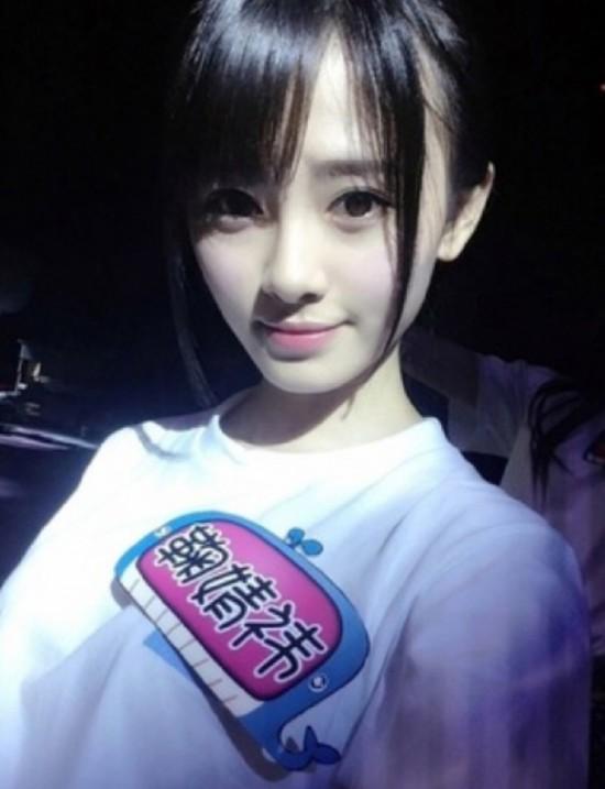 鞠婧祎被日媒评选中国第一美女 范冰冰章子怡