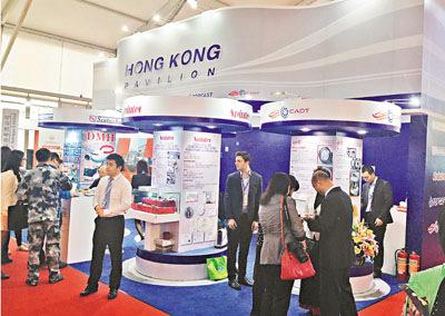 香港馆首次落户珠海航展5家航空企业参展(图)