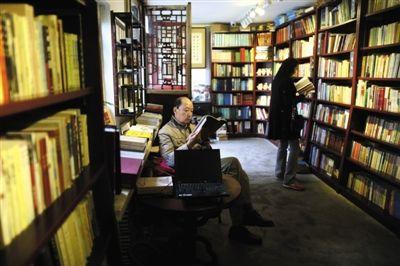 文物保护再利用北京西城试水新型图书馆(图)