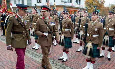 英国第7装甲旅明年归国 沙漠之鼠驻德已70年