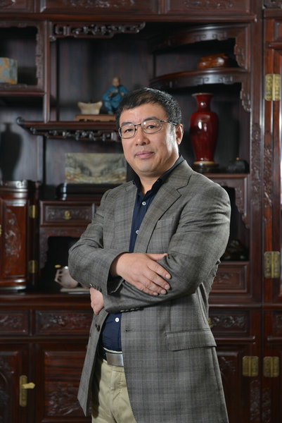 齐向东:国家信息安全本土企业守土有责