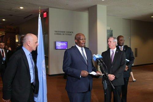 联合国官员:彻底战胜埃博拉还需要一段时间