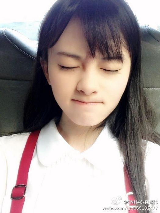 日媒评选中国第一美女 鞠婧祎夺冠图【57】