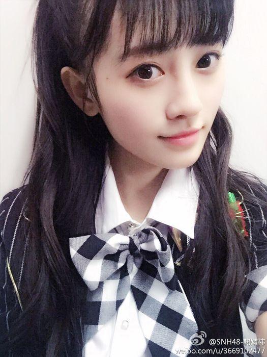 日媒评选中国第一美女 鞠婧祎夺冠图【18】