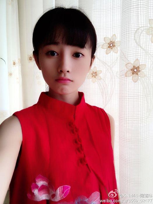 日媒评选中国第一美女 鞠婧祎夺冠图【35】