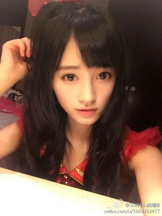 日媒评选中国第一美女 鞠婧祎夺冠图【22】