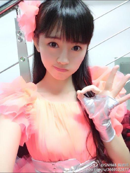 日媒评选中国第一美女