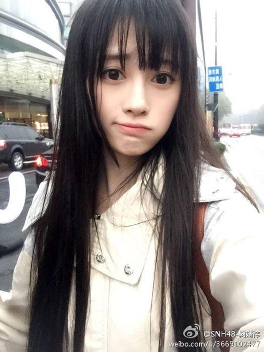 日媒评选中国第一美女 鞠婧祎夺冠图【26】