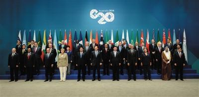 习近平宣布中国将主办2016年G20峰会