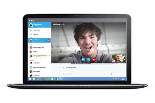 网页版Skype