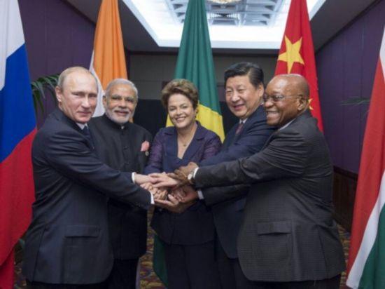 (图为2014年11月15日,金砖国家领导人非正式会晤在澳大利亚布里图片