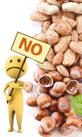 健康警惕:這些人千萬別吃堅果
