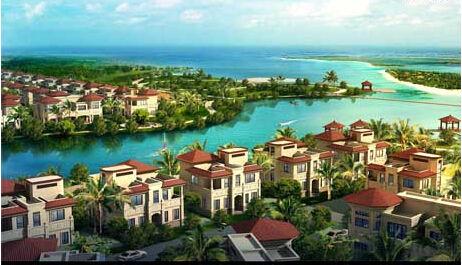 海南房地产开发70%销岛外 未来供不应求