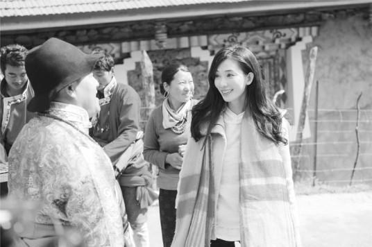 林志玲上節目引發特權質疑未和其他女星撿牛糞