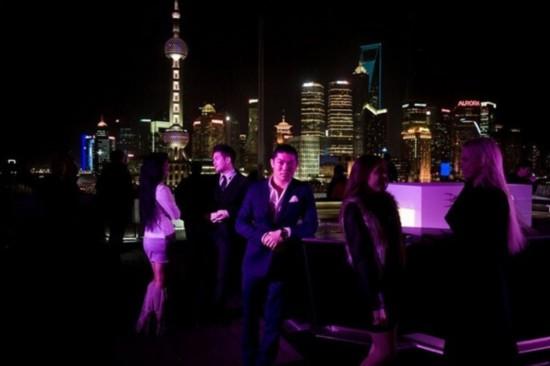 揭秘上海年轻富豪阶层的生活