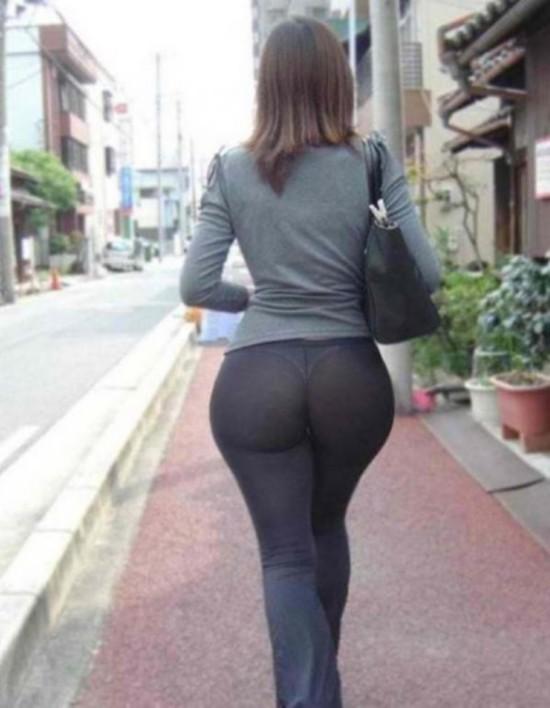 屁股翘才是真正的健康美组图【29】