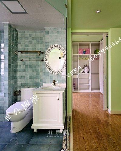 美式风格 小户型装修 公寓设计