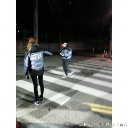 RunningMan特辑合集 RM下期HAHA牵手吴少女李晟京手