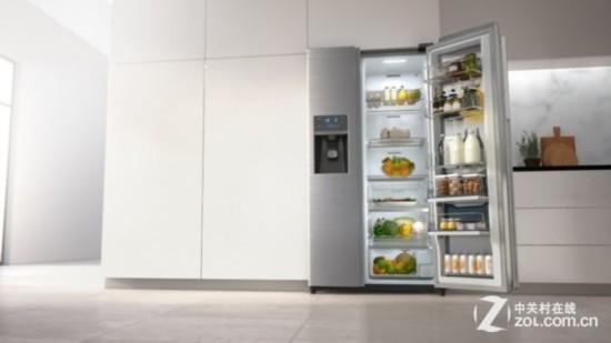 一物多用 未来电冰箱可为手机无线充电