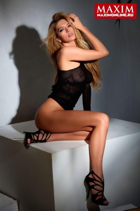 2014年百位俄罗斯最性感女性排名出炉【3】