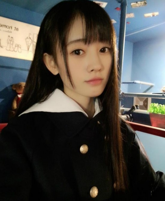 中国第一美女鞠婧祎系高中生 获封萌神【5】