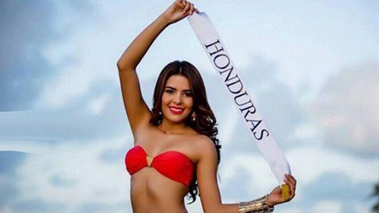 2014世界小姐洪都拉斯代表失踪数日 尸体被发现