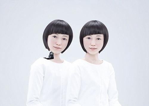 超仿真机器人在日本受追捧或成为大众偶像(图)