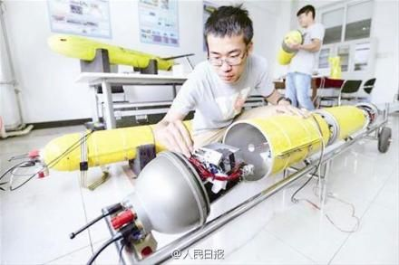 解秘2014年解放军六大神秘军事科技