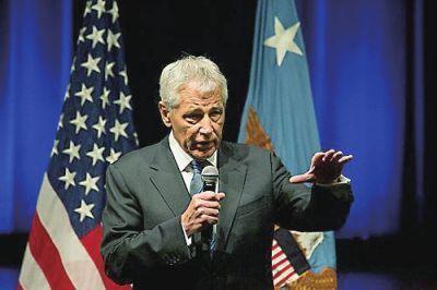 美国总统奥巴马已经要求国防部长哈格尔辞职