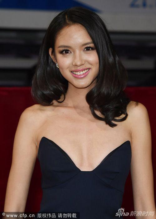 揭老外眼中最美中国女星组图