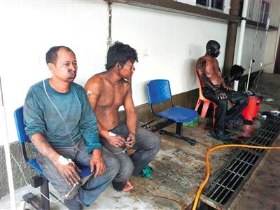 大马华人煤矿发生爆炸 5名安徽籍矿工受伤