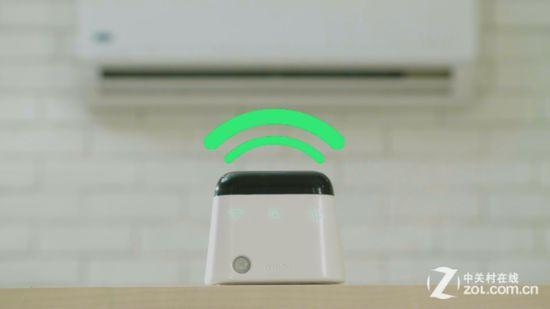老空调也能手机遥控 神奇空调伴侣亮相