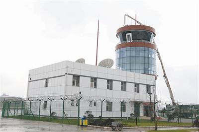 六盘水月照机场积极筹备通航工作见闻