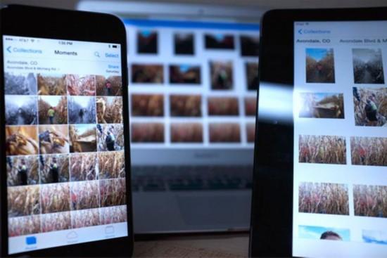 苹果iCloud照片图库上线受阻 缺乏管理