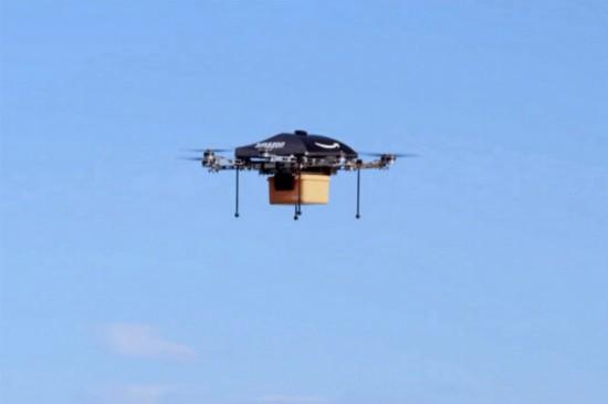 美国限制商用无人机飞行高度:低于122米